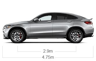 2020 AMG GLC 43 4MATIC Coupe | Mercedes-Benz