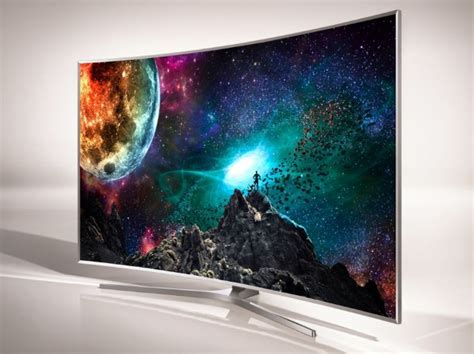 Samsung at CES 2015: SUHD TVs, Curved Monitors, Milk