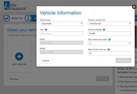 How to Get an Erie Car Insurance Quote Online