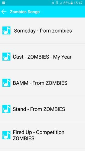 Disney Zombies Songs 2018 for Android - APK Download