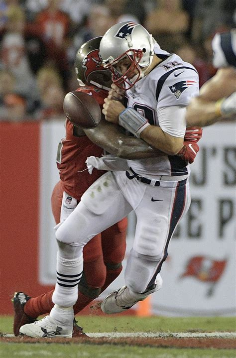 Patriots 'D shows sign of improvement in win over Bucs