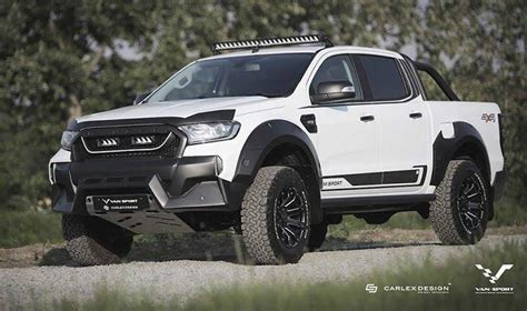 The Brits Somehow Made Us More Jealous of the Ford Ranger
