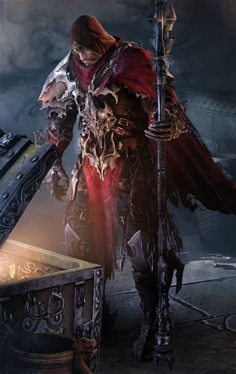 This new Lords of the Fallen PS4 gameplay looks a lot like