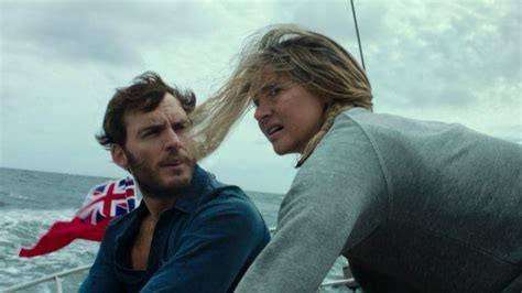 'Adrift' review: Trouble off Tahiti with Shailene Woodley