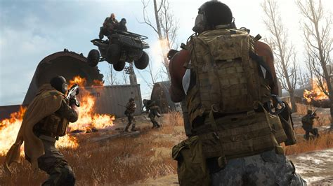 Call of Duty battle royale Warzone releasing in March as a