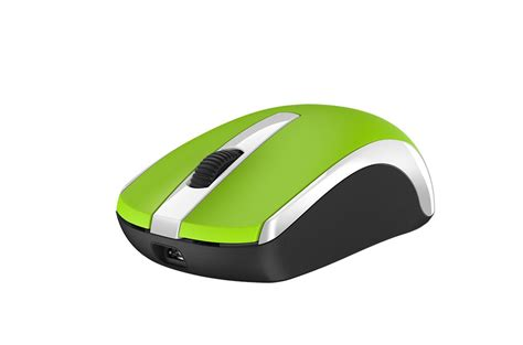 Genius ECO-8100 wireless Green Rechargeable NiMH Battery