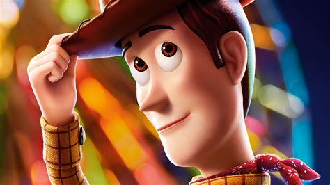 Toy Story 4, Woody, 4K, #10 Wallpaper