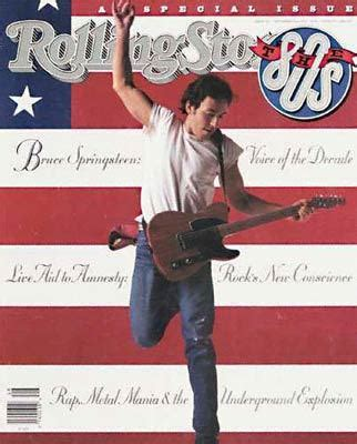 RS591: The '80s: Bruce Springsteen Photo - Bruce