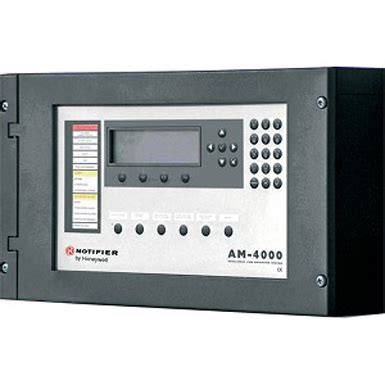 FIRE DETECTION CONTROL PANEL - AM4000 (NOTIFIER by
