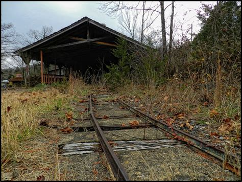 Dogpatch USA 12/2014 - Train Station | Opening on May 17