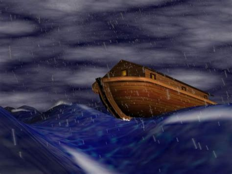 Peak oil survival strategy: time to leave Noah's Ark