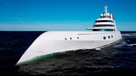 Yacht For the Russian Billionaire - English Russia