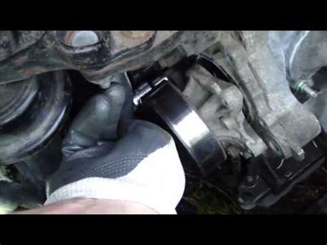 How to replace water pump Toyota Corolla