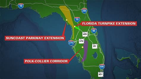 Questions remain on Florida toll road projects