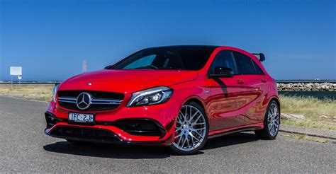 2016 Mercedes-AMG A45 4Matic Review | CarAdvice