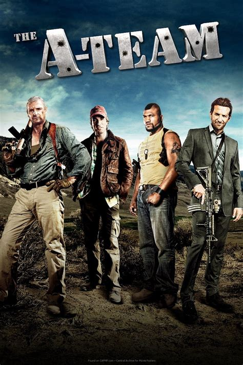 Movie Poster »The A-Team« on CAFMP