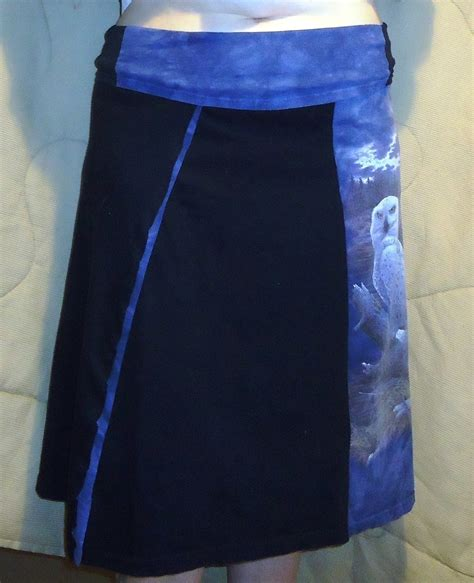 2 T Shirt Skirt, Yoga Style Band · How To Recycle A T