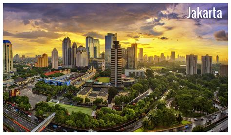 Jakarta, Indonesia - Detailed climate information and