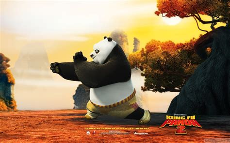 Po in Kung Fu Panda 2 Wallpapers   HD Wallpapers   ID #9546