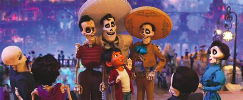 Theaters in Spain Will Screen the Mexican Dub of 'Coco'