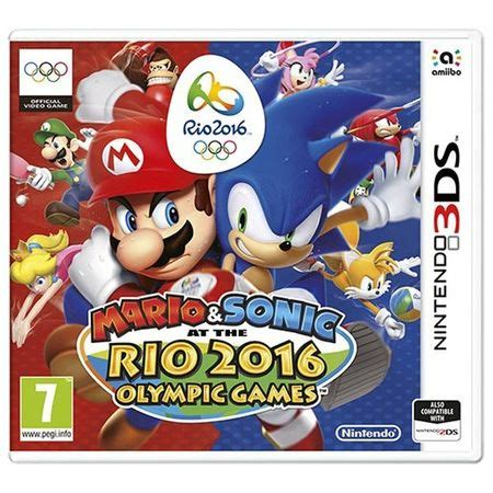 Mario & Sonic at the Rio 2016 Olympic Games 3DS - eMAG