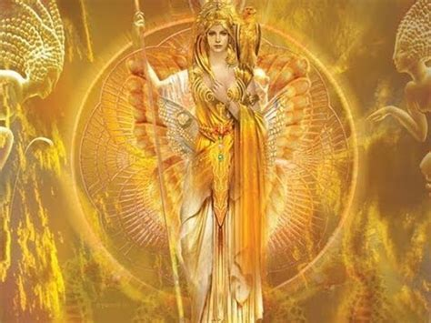 Akashic Inspirations - ENTER THE CHAMBER OF HEALING - ISIS