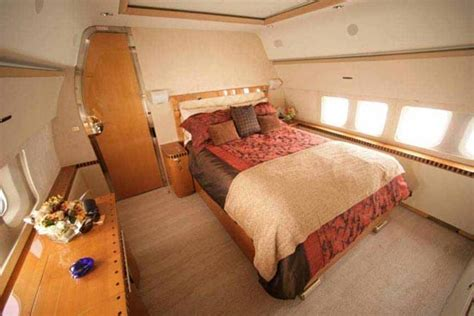 Boeing Business Jet Specifications, Cabin Dimensions