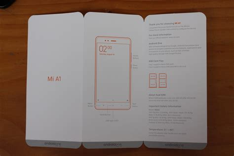 Xiaomi Mi A1 Review - Part 1: Unboxing, First Boot
