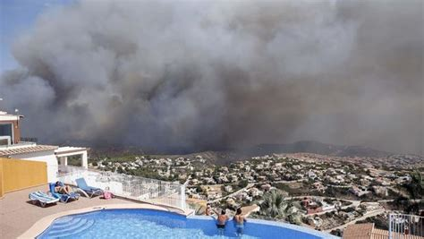 Global warming could turn southern Spain into a desert