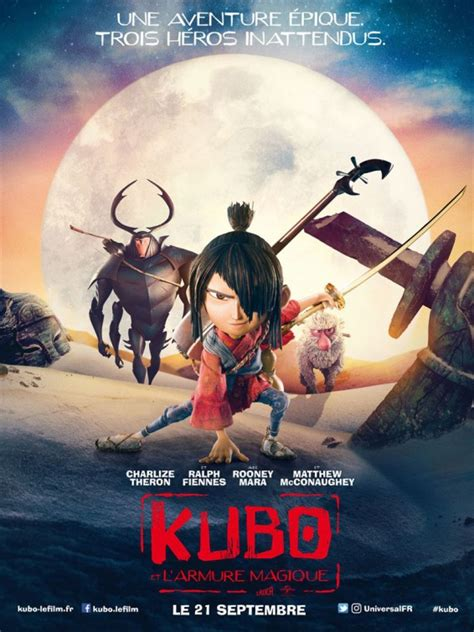 Kubo and the Two Strings Movie Poster (#14 of 15) - IMP Awards