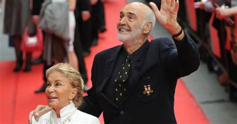 Sean Connery Wife's Micheline Was By His Side Until the End