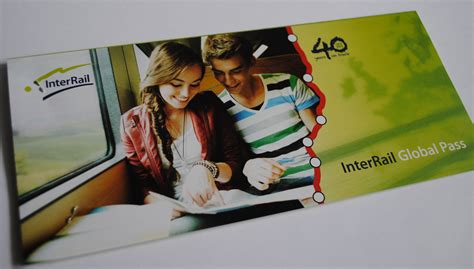 Interrail Global Pass   Greetings from Europe